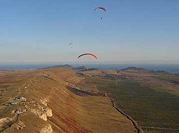 Уникальная гора Узун-Сырт