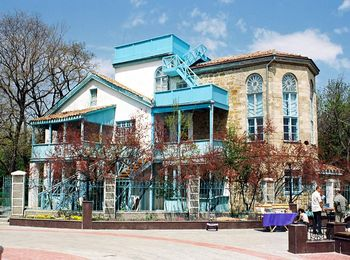 Коктебель, Дом-музей М.Волошина