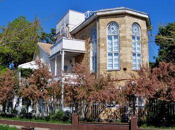 Дом музей Максимиллиана Волошина