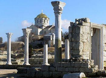 Античный город Херсонес Таврический