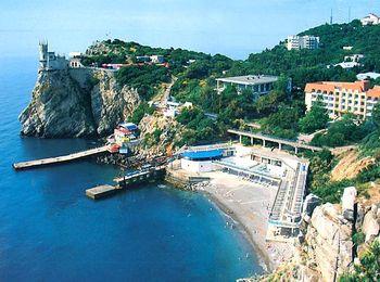 Многочисленные пляжи, отели, гостиницы