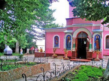 В Топловском монастыре до сих пор проходят исциления