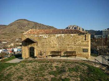 Армянский Храм Св. Ильи