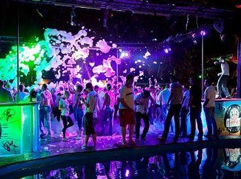Популярные ночные клубы