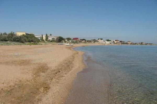Отдых на пляже Прибой