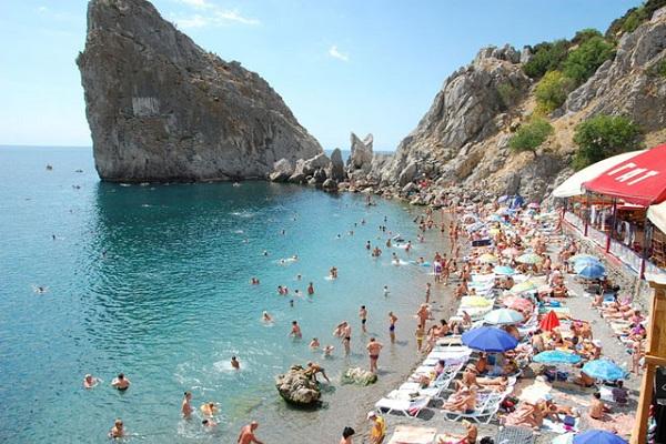 хороший пляж-хороший отдых!