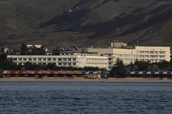 Пансионат занимает ведущее место среди санаториев Крыма