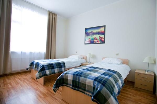 Уютные номера в отеле Приют Панды