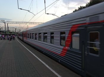 Железнодорожный транспорт до анапы