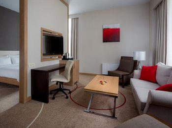 Апартаменты в гостиной