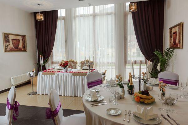 Ресторан Moscow, Пихтовый сектор