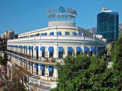 Гостиничный комплекс Ореанда