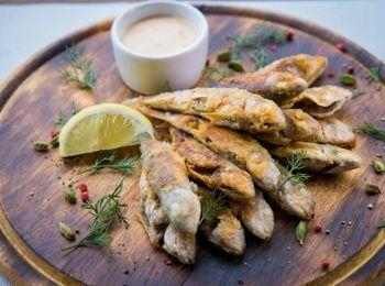 Блюда черноморской кухни