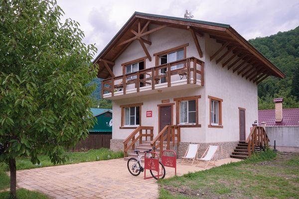Хостел «Rider's House»
