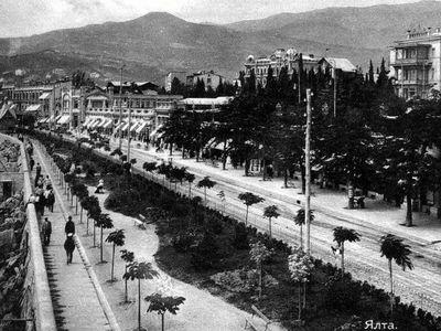 Знаменитый город Ялта, 18 век