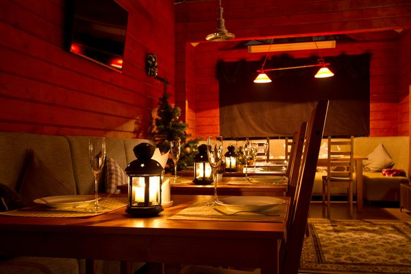 Ресторан Союз-Аполлон