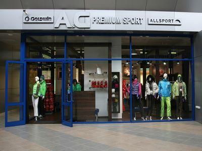 Магазин спортивной одежды A&G Premium Sport