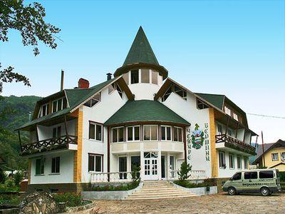 Гостиничный комплекс - 4 вершины