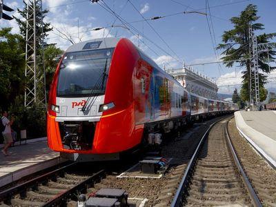 Скоростные поезда курсируют каждый день