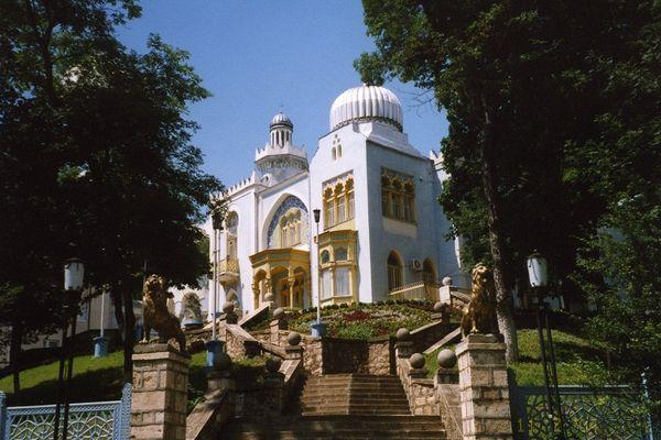 Дворцовый ансамбль Дворец эмира Бухарского