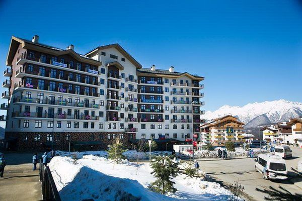 Доступные цены в отеле Rosa Ski Inn
