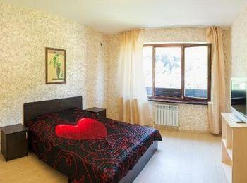 Однокомнатный номер с двухспальной кроватью