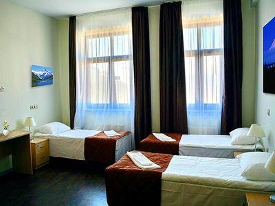 Апартаменты и услуги отеля