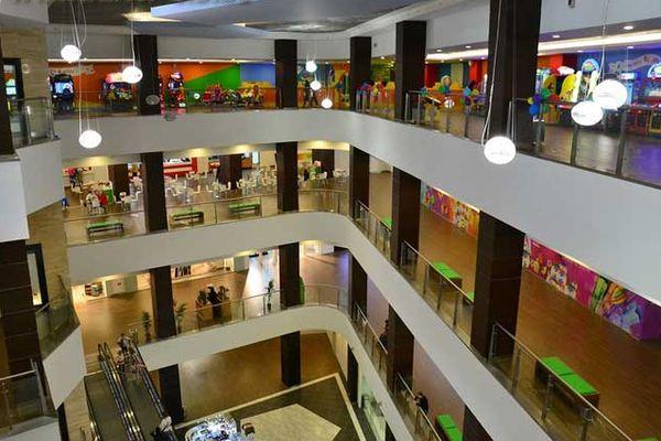 Торгово - развлекательный комплекс Gorky Gorod Mall
