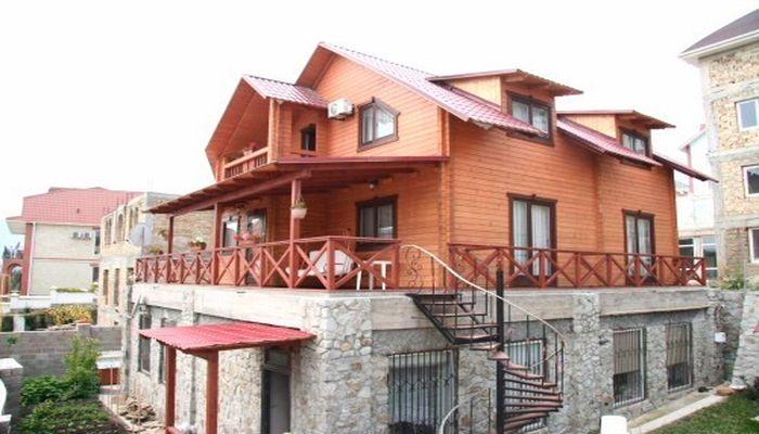 Гостевой дом на Лазурной