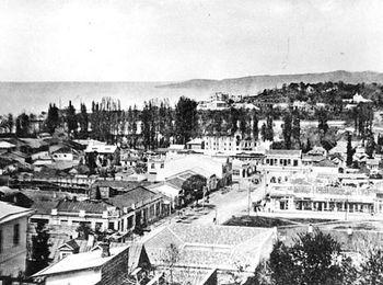 История города с древнейших времен