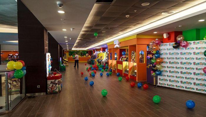 Развлекательный центр «Funcity»