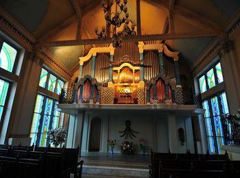 Крестовоздвиженская домовая церковь