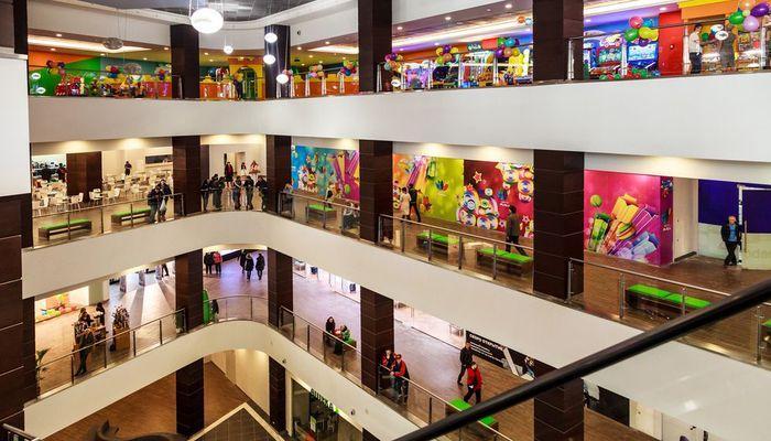 Торгово-развлекательный центр для всей семьи «Горки Город Молл»