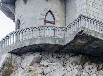 Сооружение часто подвергается реставрации