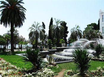 Сухуми - столица республики Абхазия