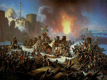 Русско-Турецкая война, 18 век