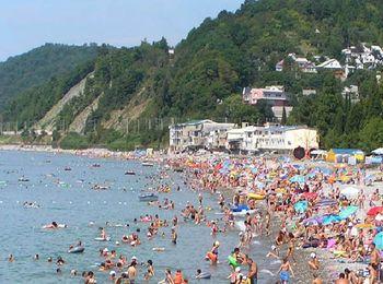 Сочинские пляжи