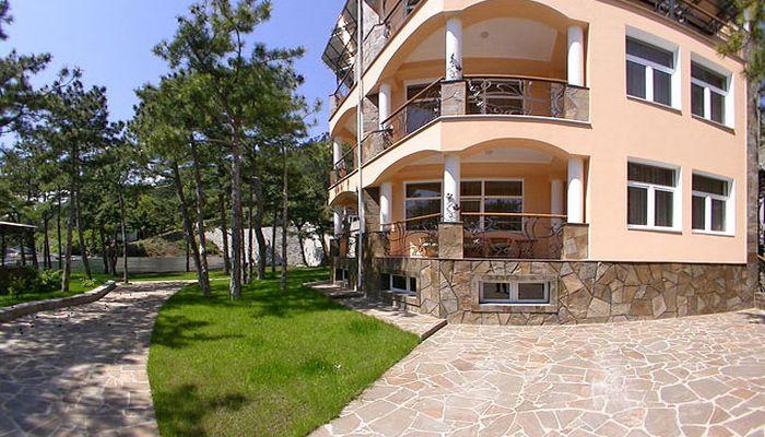 Отель Villa Maria