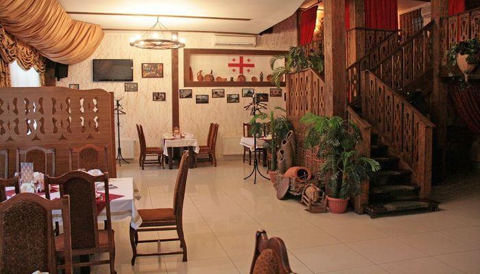 Ресторанчик грузинской и кавказской кухни