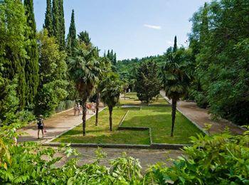 В парке растет более 2000 деревьев