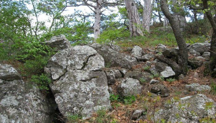 Палеокастрон - укрепление 18 века