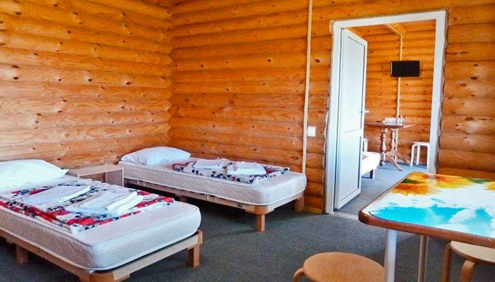 Уютные комнаты с удобствами