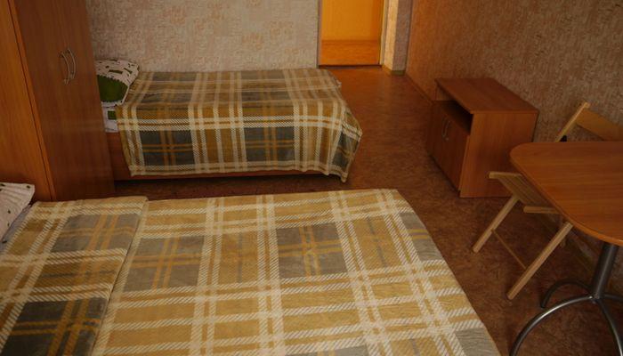 Чистые комнаты с удобствами