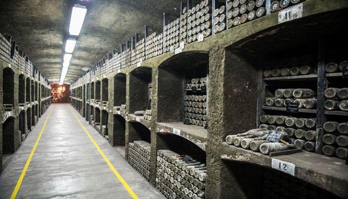 Коллекция винодельческого завода