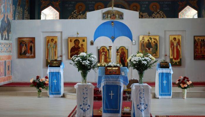 Храм в русско-византийском стиле