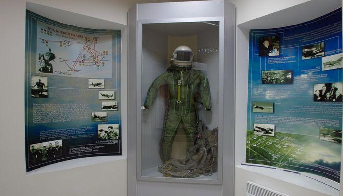 Уникальные экспонаты военной авиации