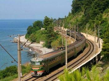 Ежедневный поезд из Москвы
