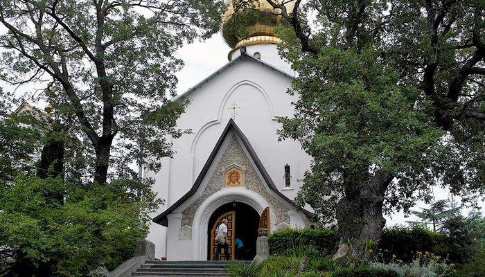 Храм Святого Николая и великомученицы Александры