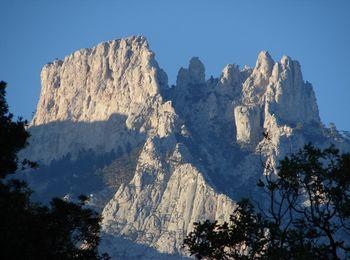 Знаменитая гора Ай-Петри