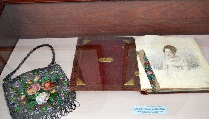 Старинная сумочка 19-20 веков